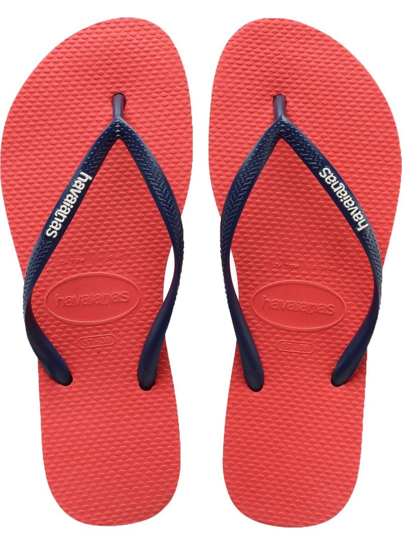 Flip Flops HAVAIANAS SLIM LOGO POP UP HV4119787 0410