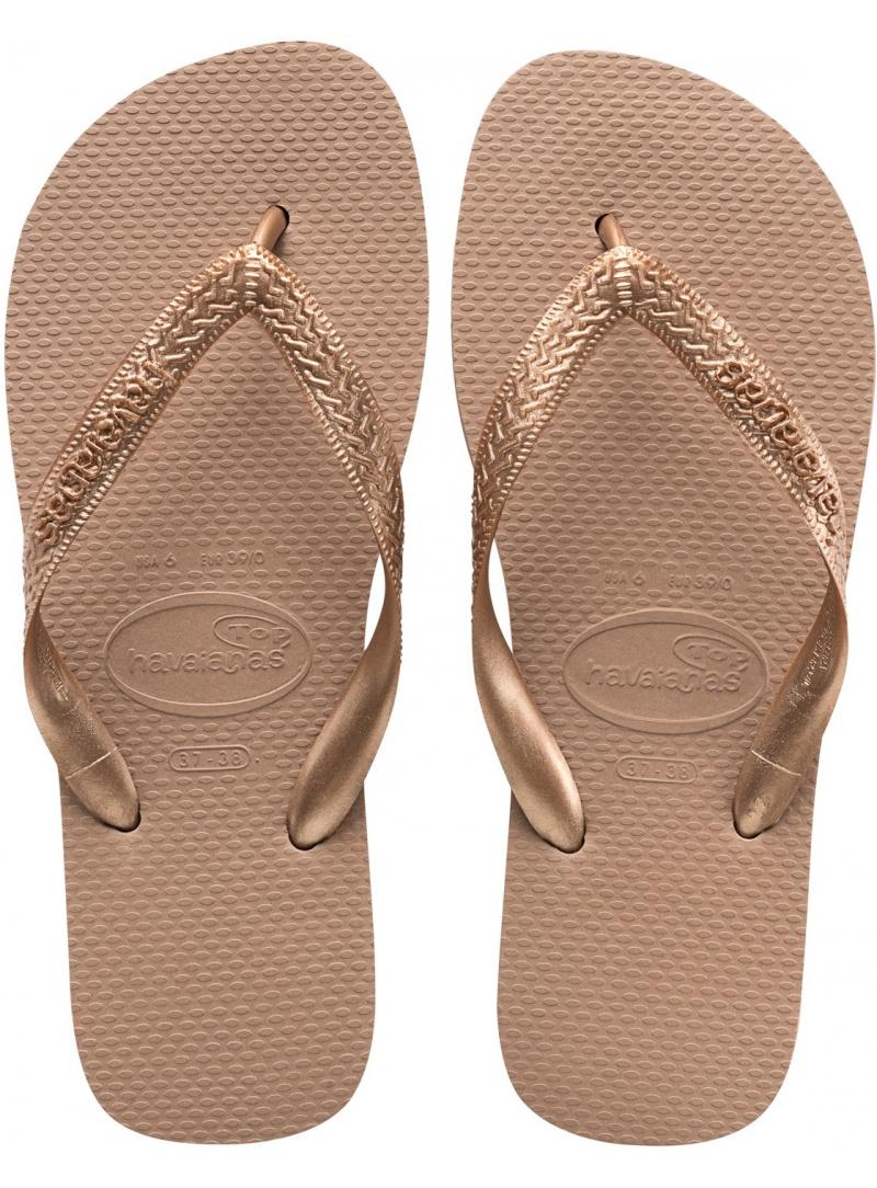 Flip Flops HAVAIANAS TOP TIRAS ROSE GOLD