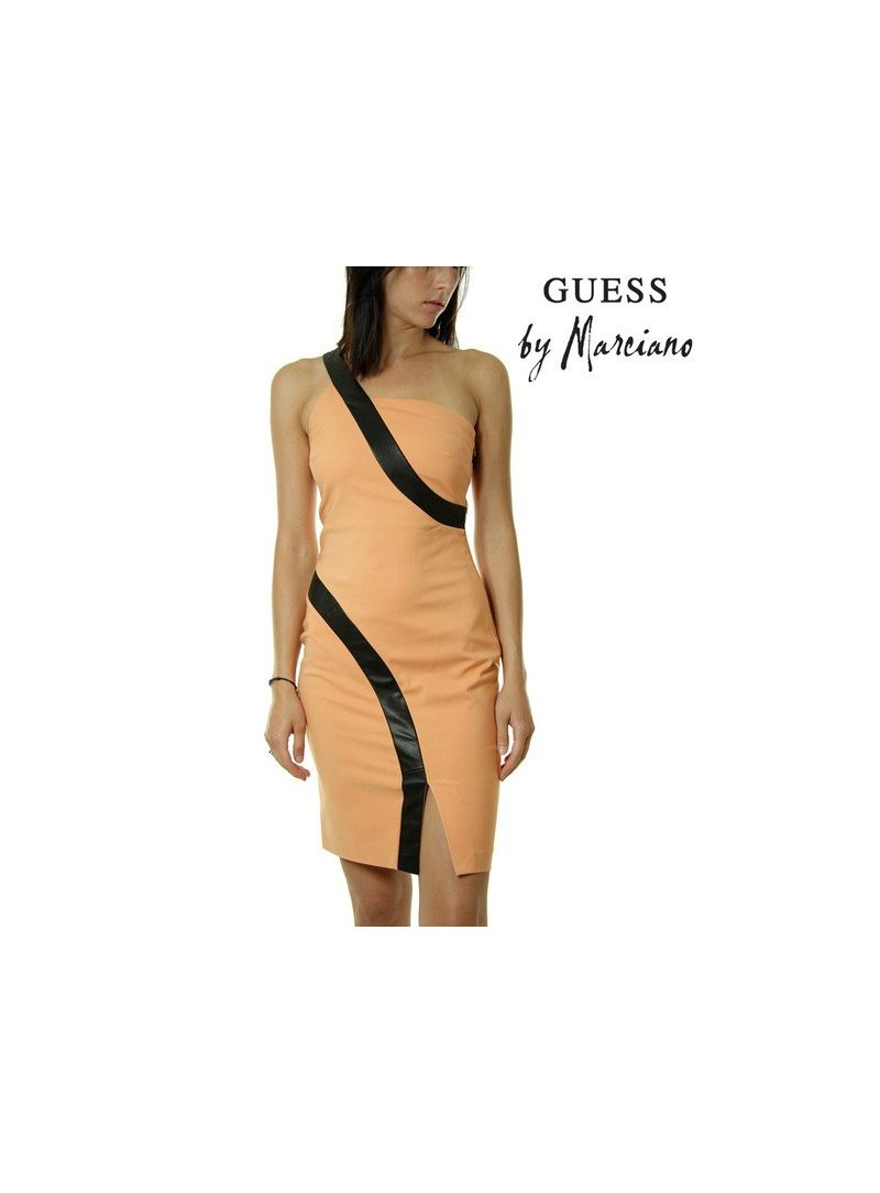 SUKIENKA GUESS BY MARCIANO WOVEN DRESS 23W7518817Y 0026 -
