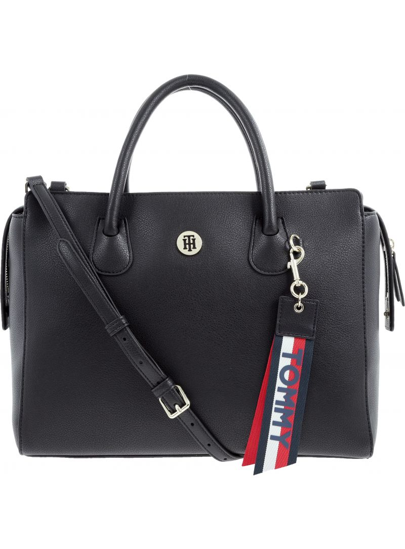 TOREBKA TOMMY HILFIGER CHARMING TOMMY SATCH AW0AW05673 904 - Na