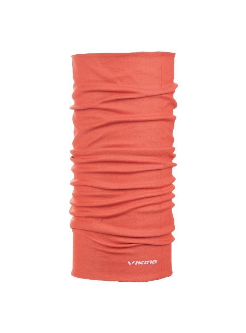 Pomarańczowa/niebieska bandana Viking Dwustronna 4416 - Szaliki