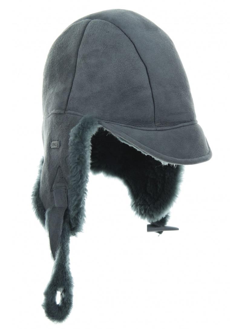 CZAPKA PILOTKA EMU SUPER TUBES HAT GREY - Nakrycia głowy