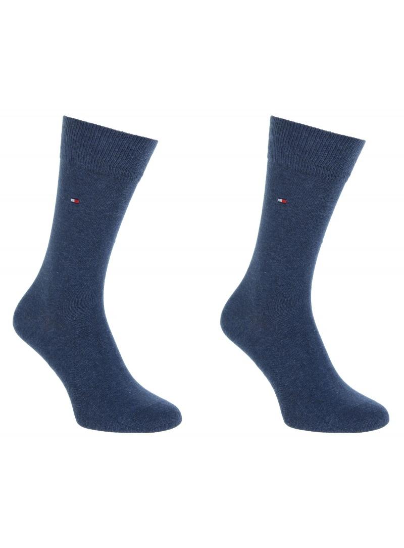 Skarpetki TOMMY HILFIGER Men Sock Classic Jeans (2-Pak) -