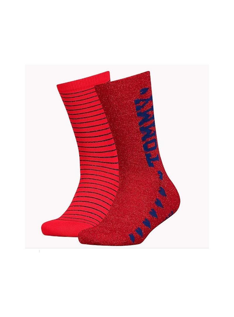 Ponožky TOMMY HILFIGER KIDS 484012001 085 (2-PAK)