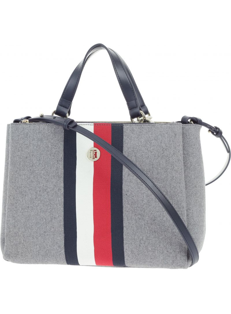 TOREBKA TOMMY HILFIGER EFFORTLESS TOMMY AW0AW06039 901 - Na