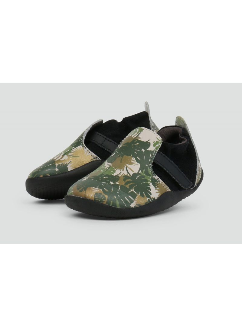 Schuhe BOBUX 500037 PLAY XPLORER HABITAT PRINTED GREY