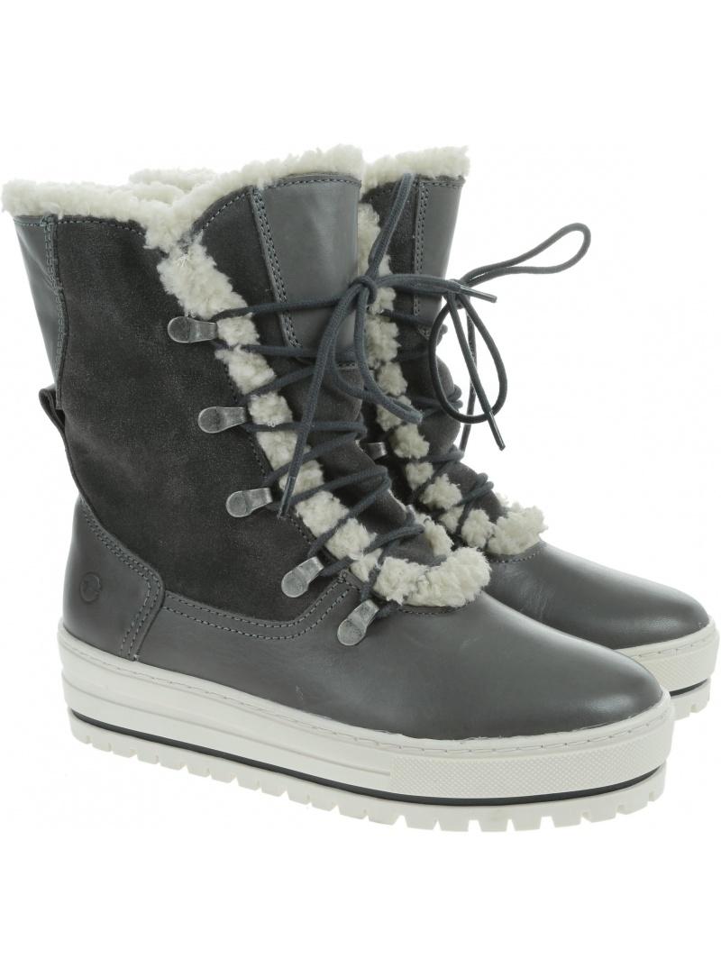 ŚNIEGOWCE TAMARIS 1-26077-31 214 - Śniegowce