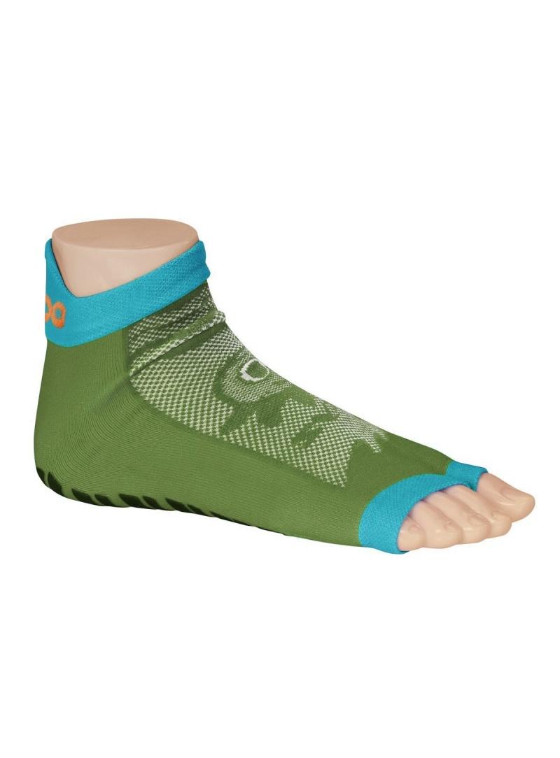 Socks GREEN CHARACTER SWEAKERS