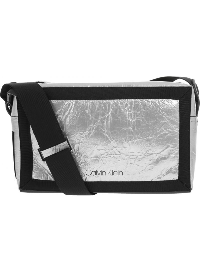 Torebka CALVIN KLEIN Outline Medium Cross K60K604820 910 -
