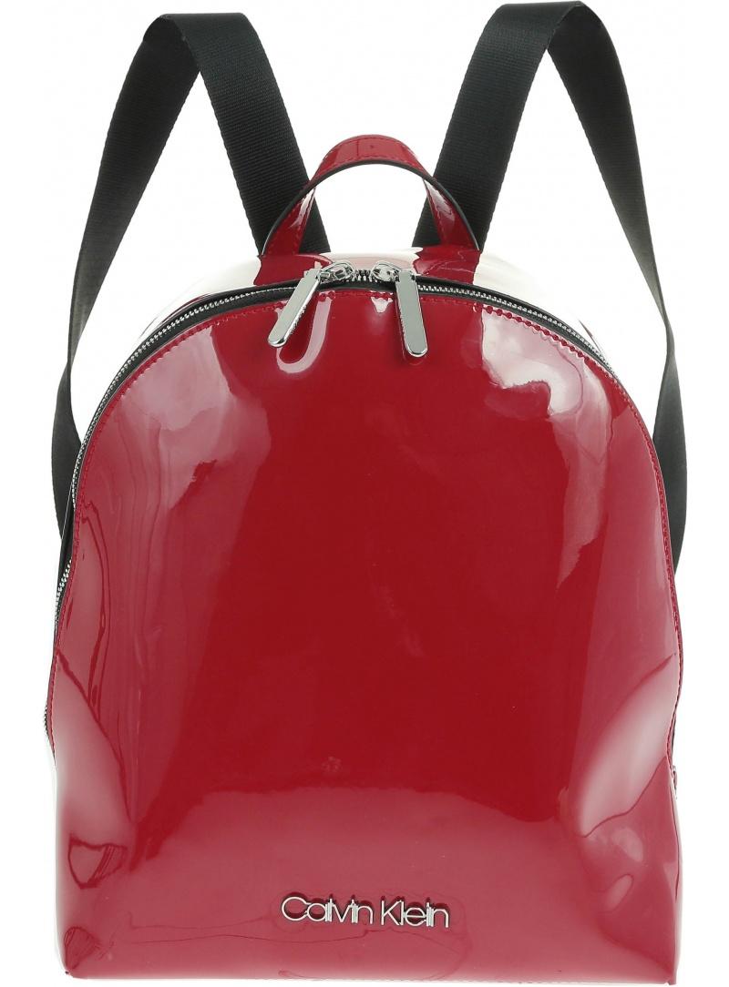 Plecak CALVIN KLEIN Snap Sml Backpack K60K604930 640 - Plecaki