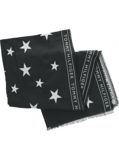 CHUSTA TOMMY SELVEDGE SCARF...