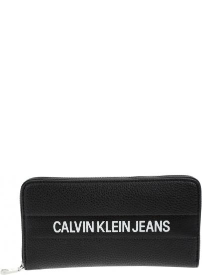 Czarny Portfel CALVIN KLEIN...