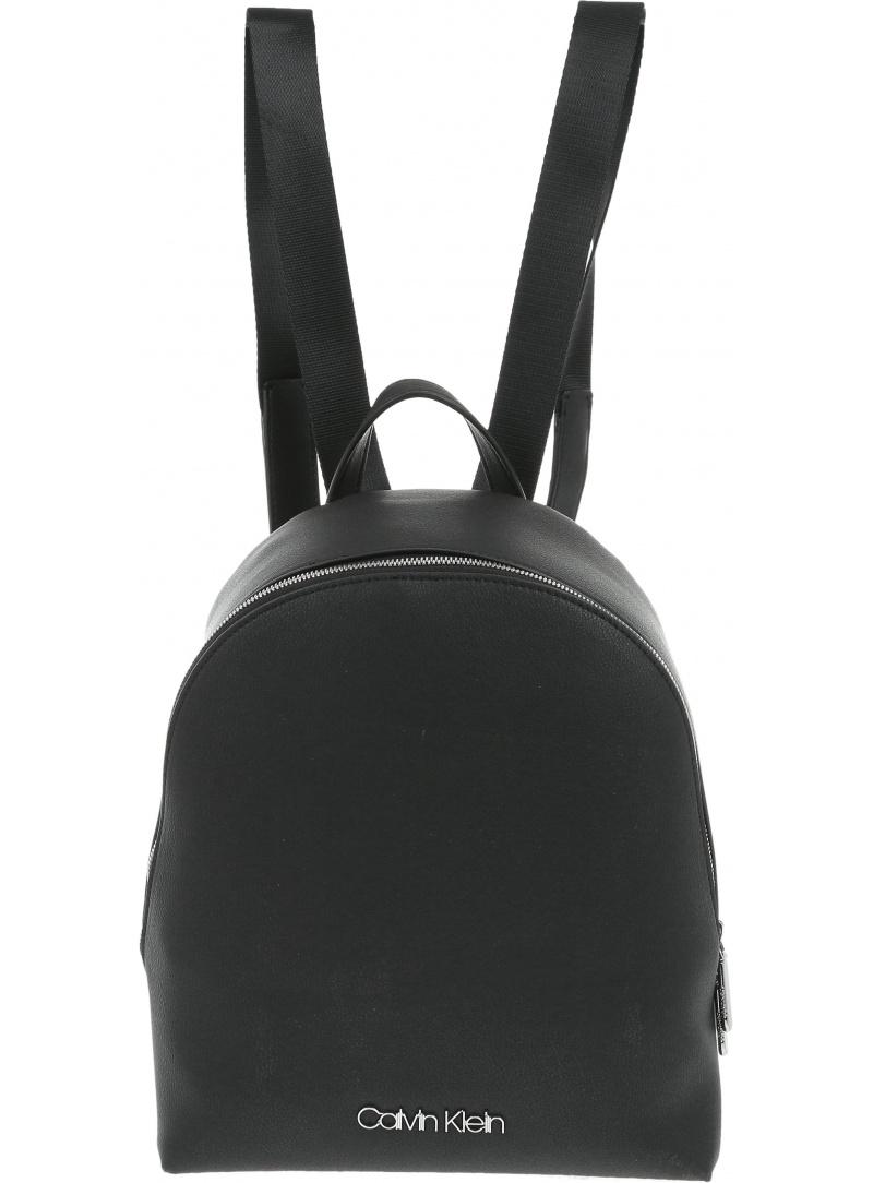 PLECAK CALVIN KLEIN Snap Sml Backpack K60K604804 001 - Plecaki