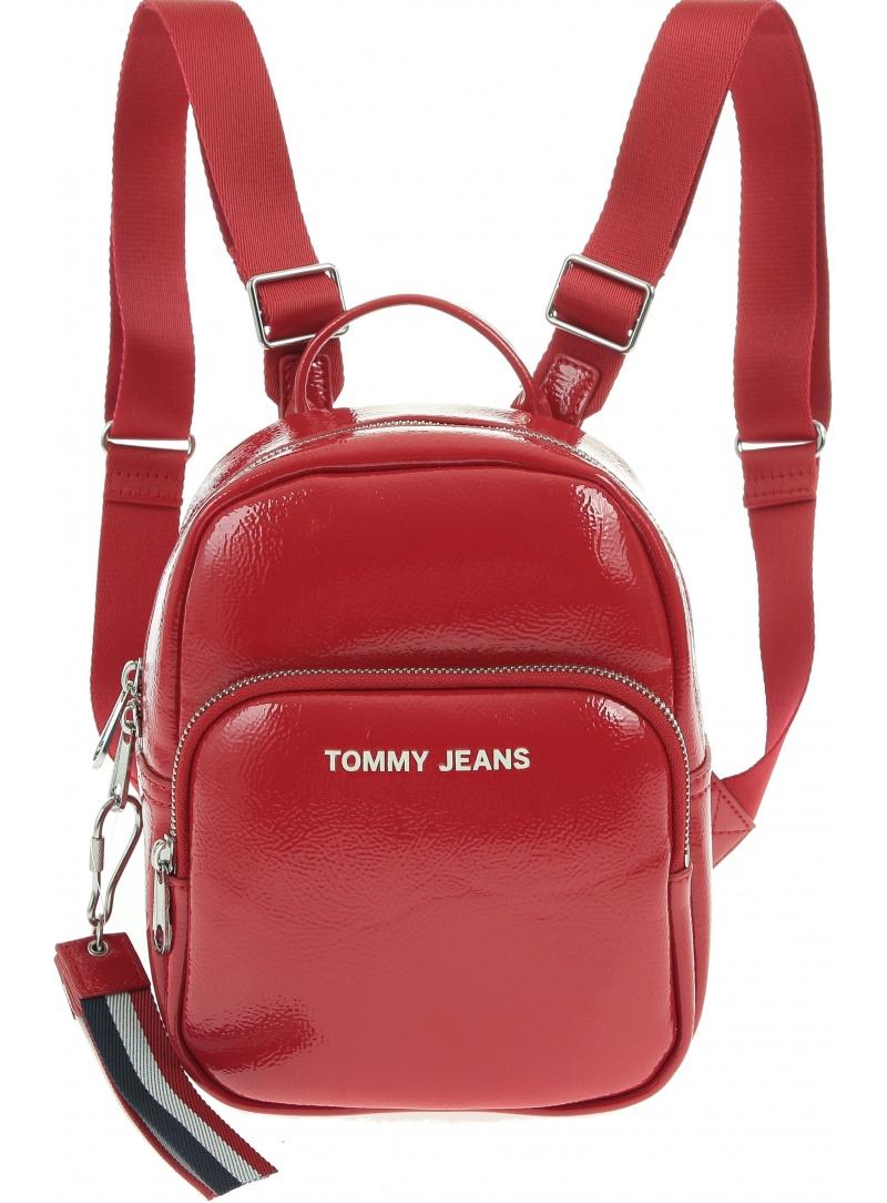 Czerwony Plecak TOMMY HILFIGER Th Core Backpack AW0AW05661 413