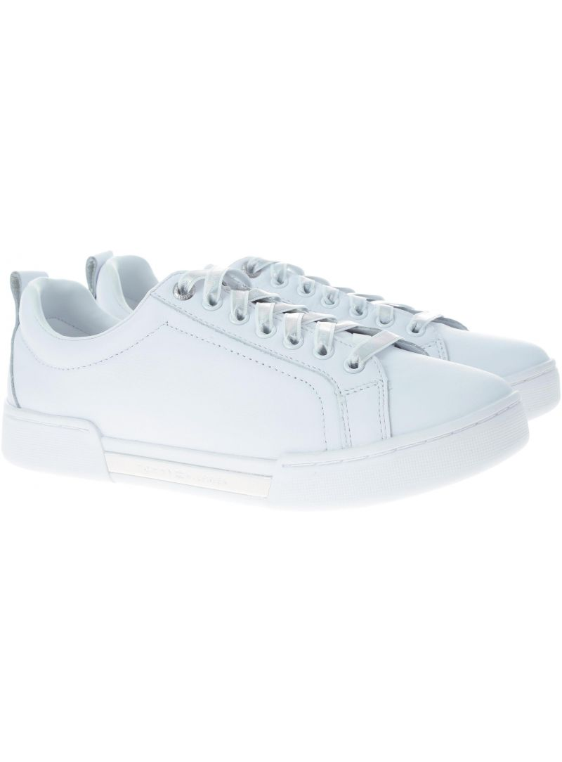 Sports TOMMY HILFIGER Iridescent Fashion S White FW0FW03966 100