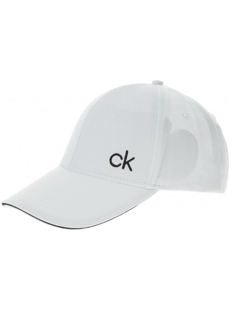 Klobouky CALVIN KLEIN CONTRATS EDGE CAP K50K504470 107