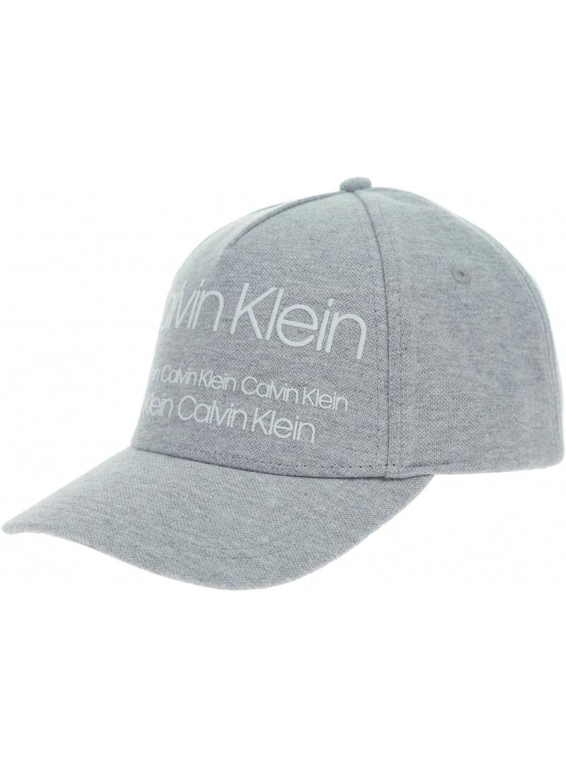 NIEBIESKA CZAPKA CALVIN KLEIN INDUSTRIAL OIQUE BA K50K504473