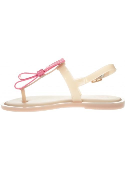 Różowe Sandały MELISSA Slim...