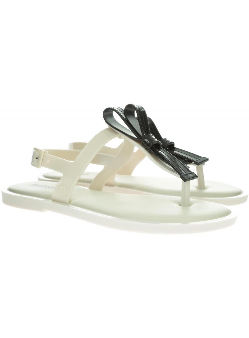 Beżowe Sandały MELISSA Slim 32399 51485 - Sandały