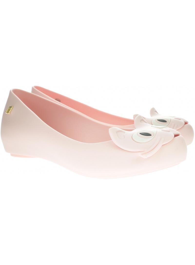 Różowe Balerinki MELISSA Ultragirl Cat 32505 50910 - Baleriny