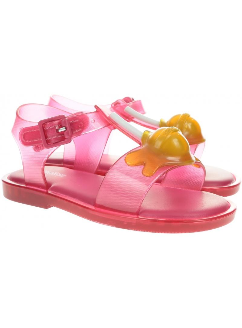 Gumowe Sandałki Mini MELISSA 32451 06185 - Sandały