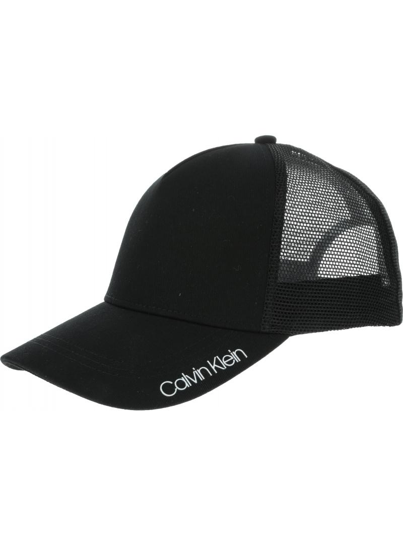 Czarna Czapka CALVIN KLEIN Item Trucker K50K504471 001 - Czapki