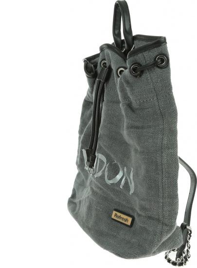 Szary Plecak REFRESH 83185