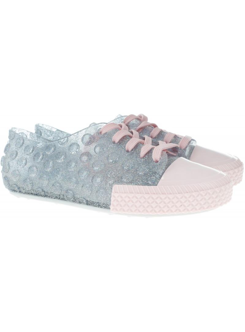 Transparentne Trampki MELISSA Polibolha Sneaker 32435 53475 -
