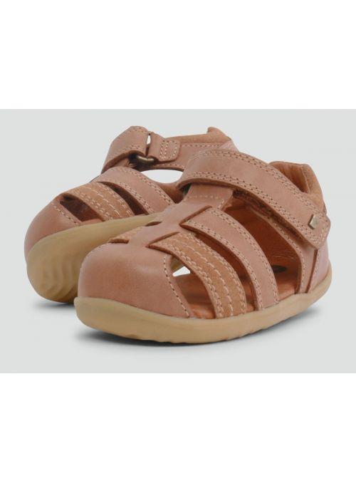 Brązowe Sandały BOBUX...