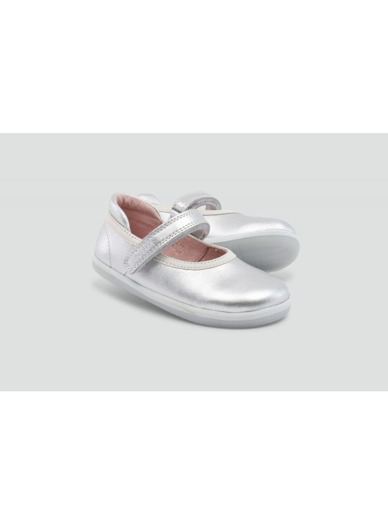 Shoes BOBUX 627909 Classic Twirl Silver