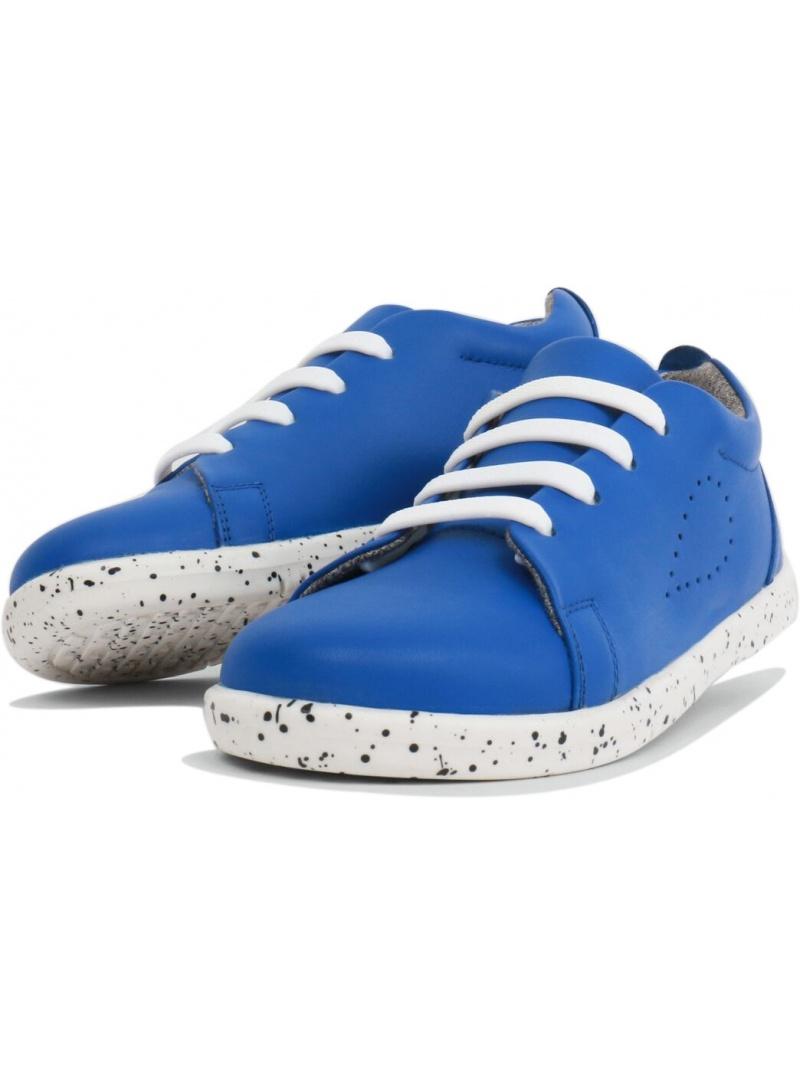 Niebieskie trampki BOBUX 832410 Grass Court Trainer Sapphire -