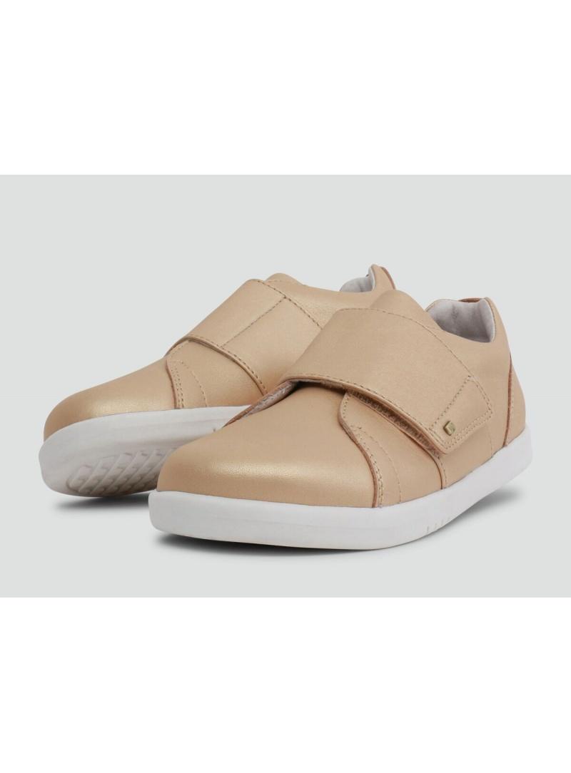 Schuhe BOBUX 835404 BOSTON TRAINER GOLD