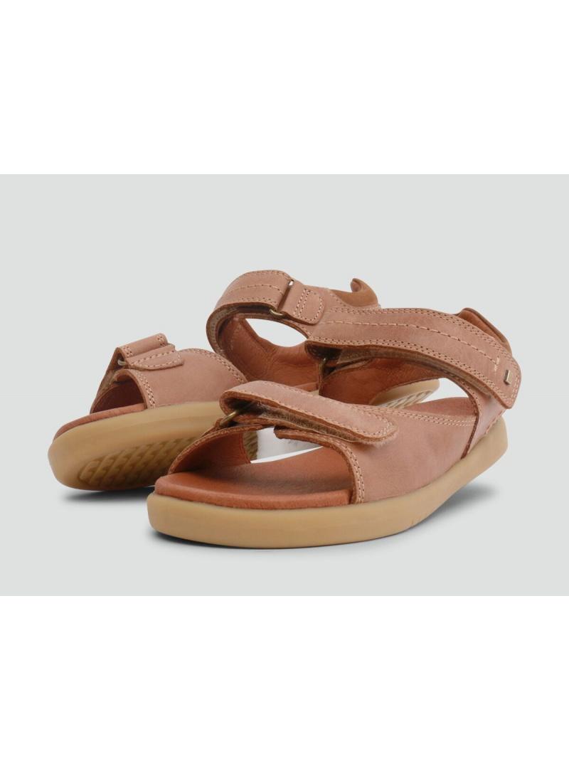 Sandały Bobux CLASSIC DRIFTWOOD SANDAL CARAMEL - Sandały