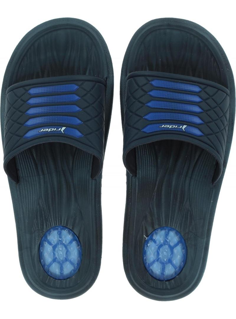 Klapki RIDER 82327 24152 MOTANA VII AD Blue - Klapki