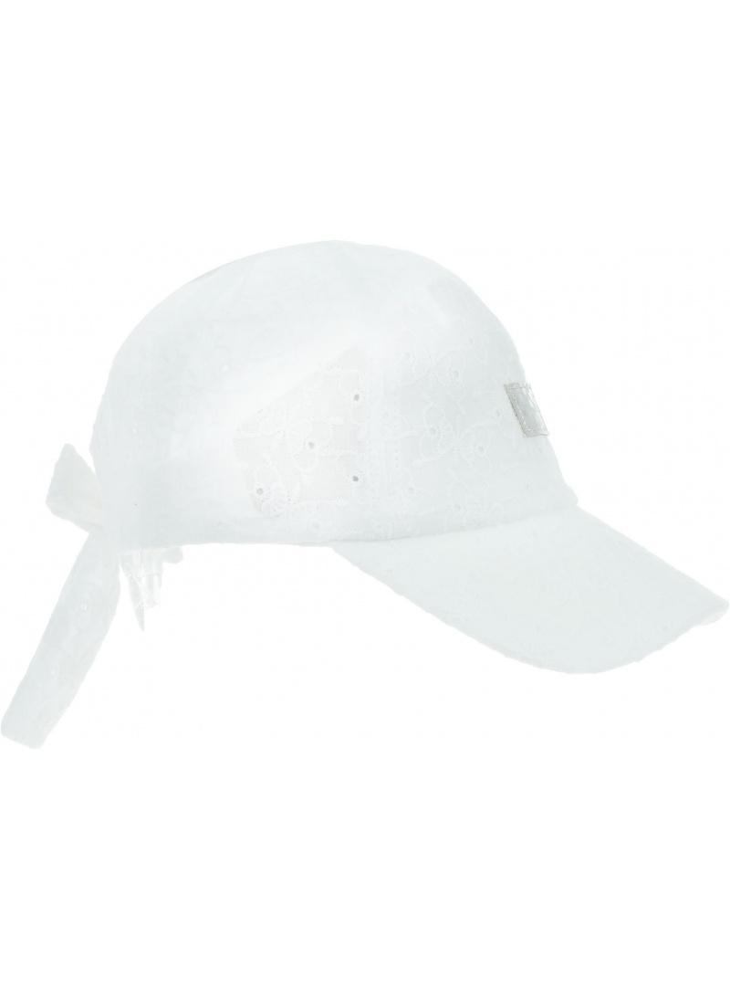 Biała Czapka z Daszkiem MAXIMO 93503-884676 - Czapki