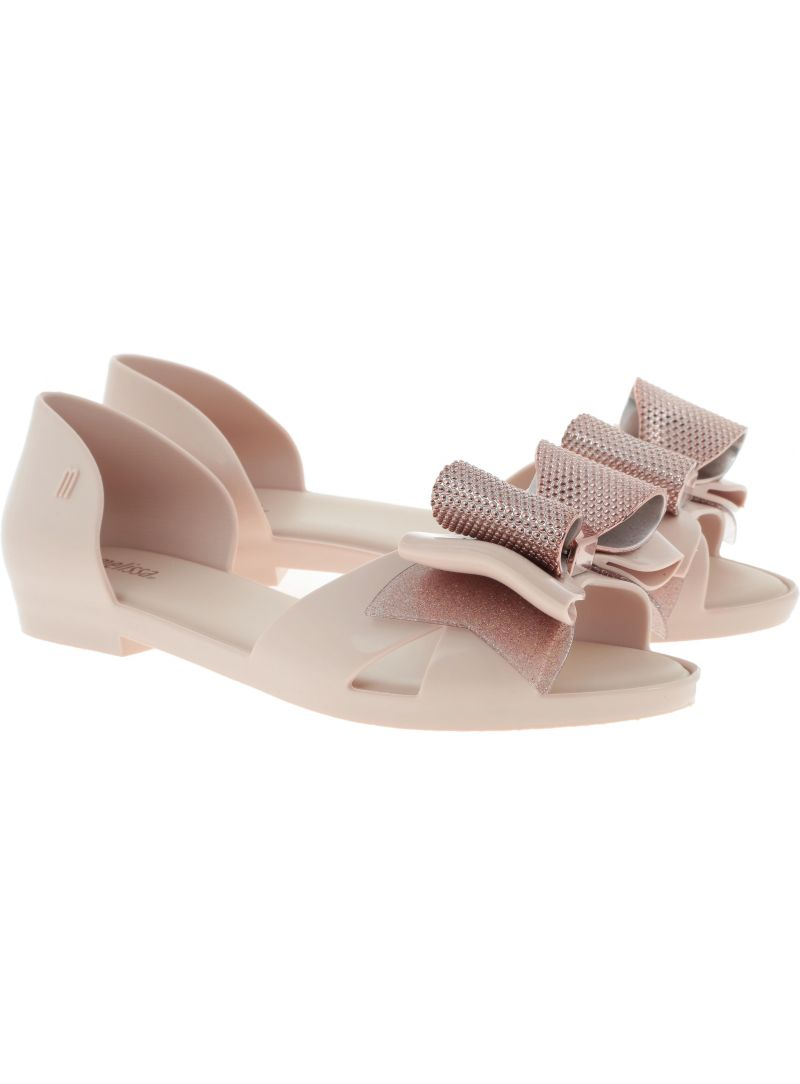 Różowe Balerinki MELISSA Seduction V 32663 01276 - Baleriny