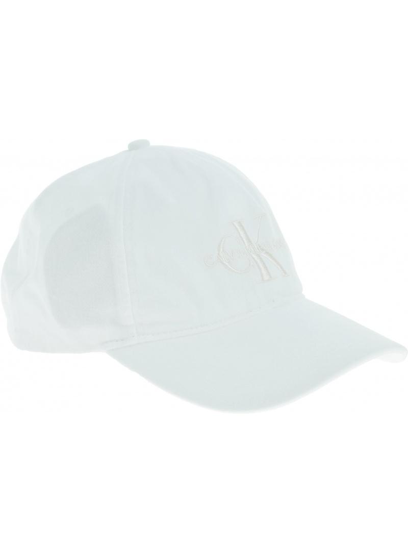 Biała Czapka CALVIN KLEIN K50K504561 107 - Czapki