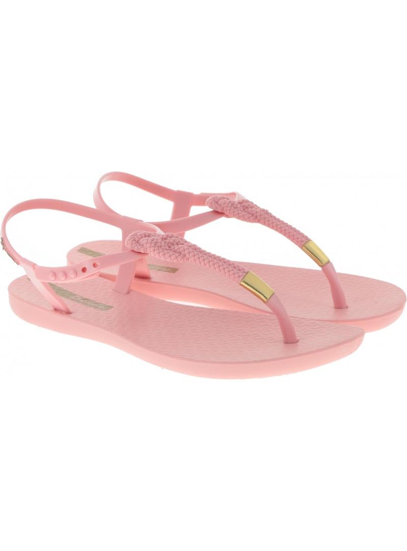 Różowe SANDAŁY IPANEMA Class Glam II Fem 26207 20795 - Sandały