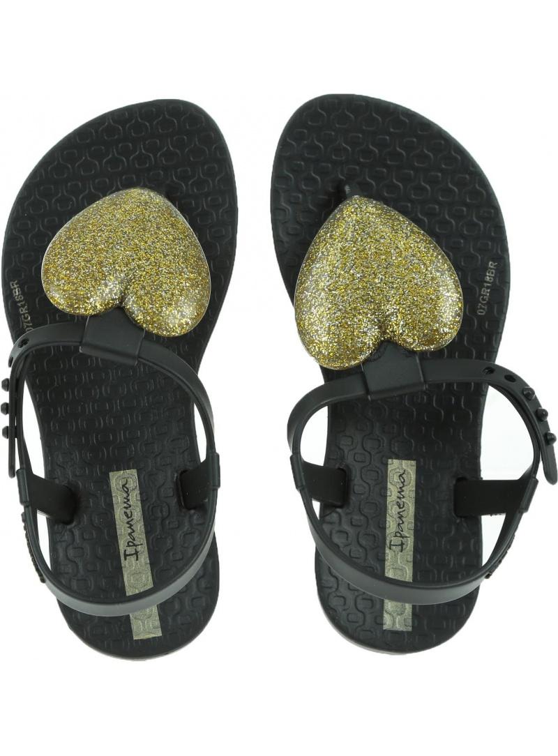 Sandały z serduszkiem IPANEMA Charm Sand Kids 82544 20368 -