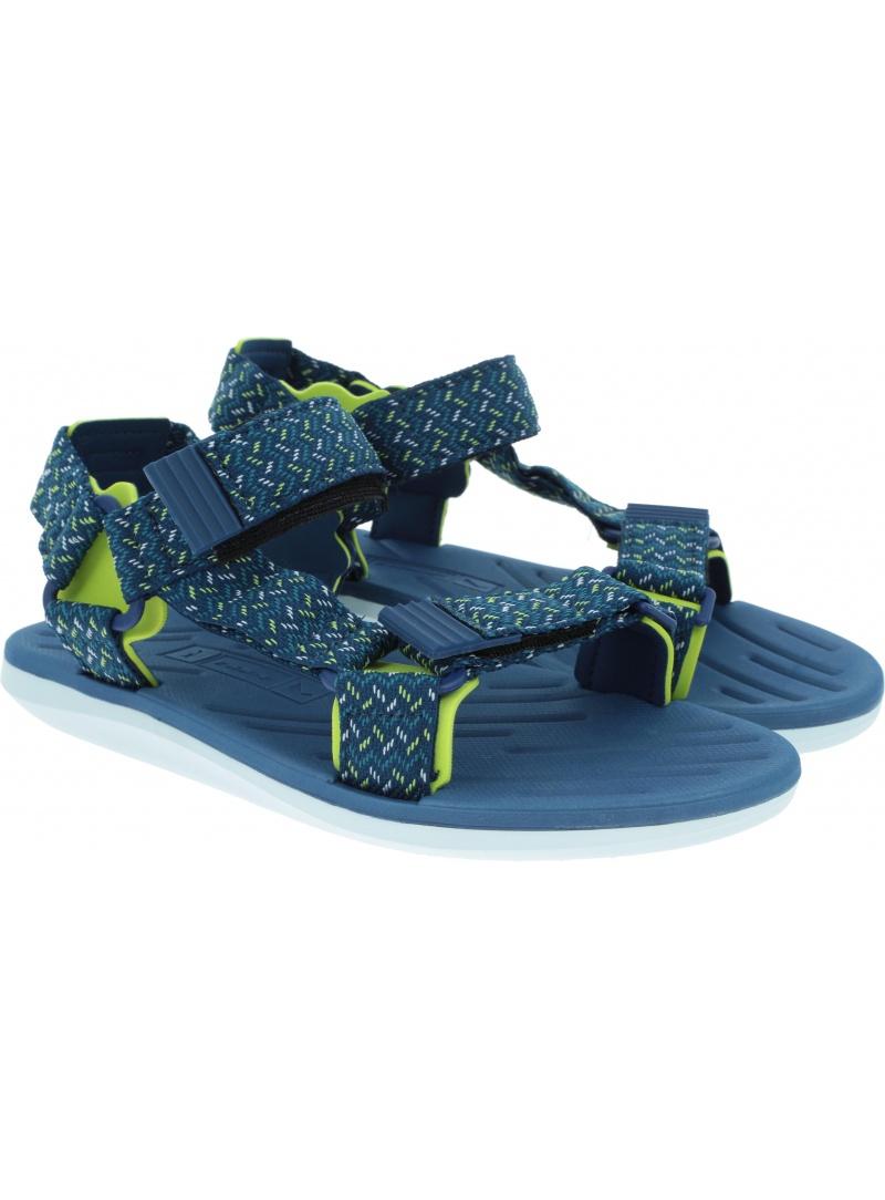 Granatowe SANDAŁY RIDER RX III Sandal 82656 22846 - Sandały