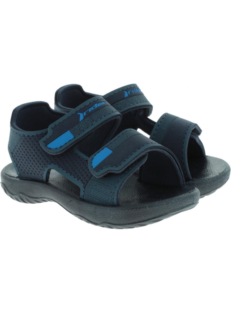 Niebieskie SANDAŁKI RIDER Basic Sandal III BB 82673 20815 -