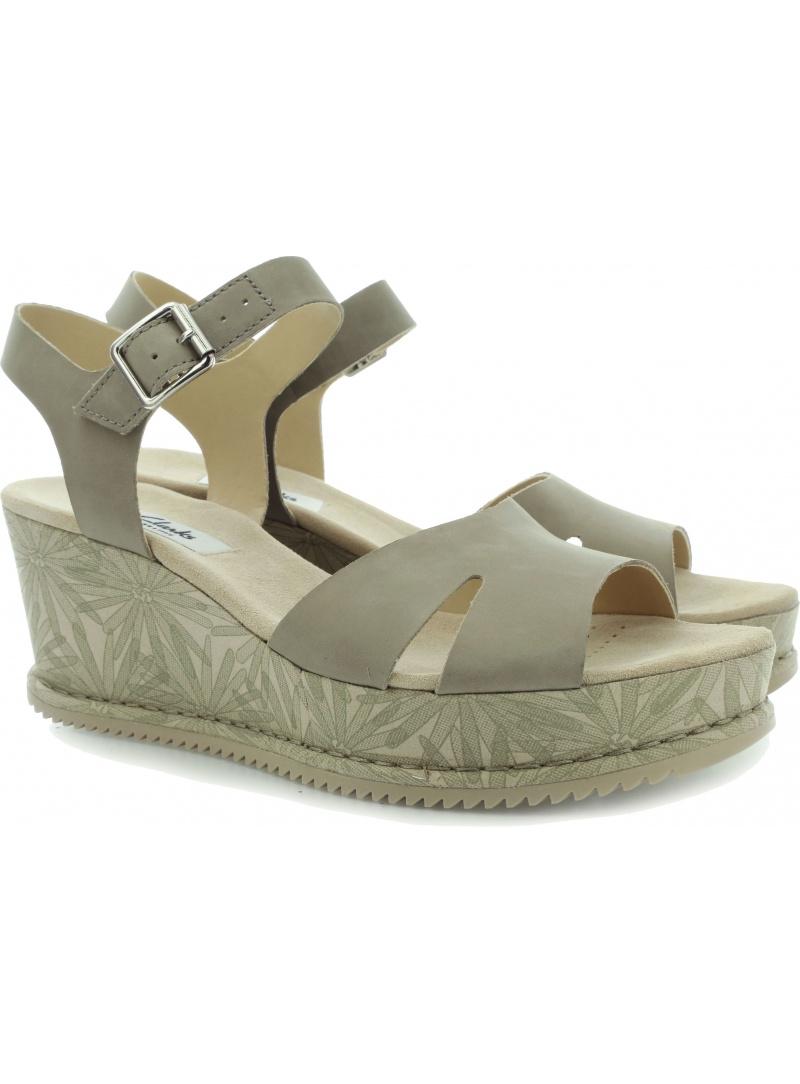 Sandały CLARKS Akilah Eden 26125855 - Sandały
