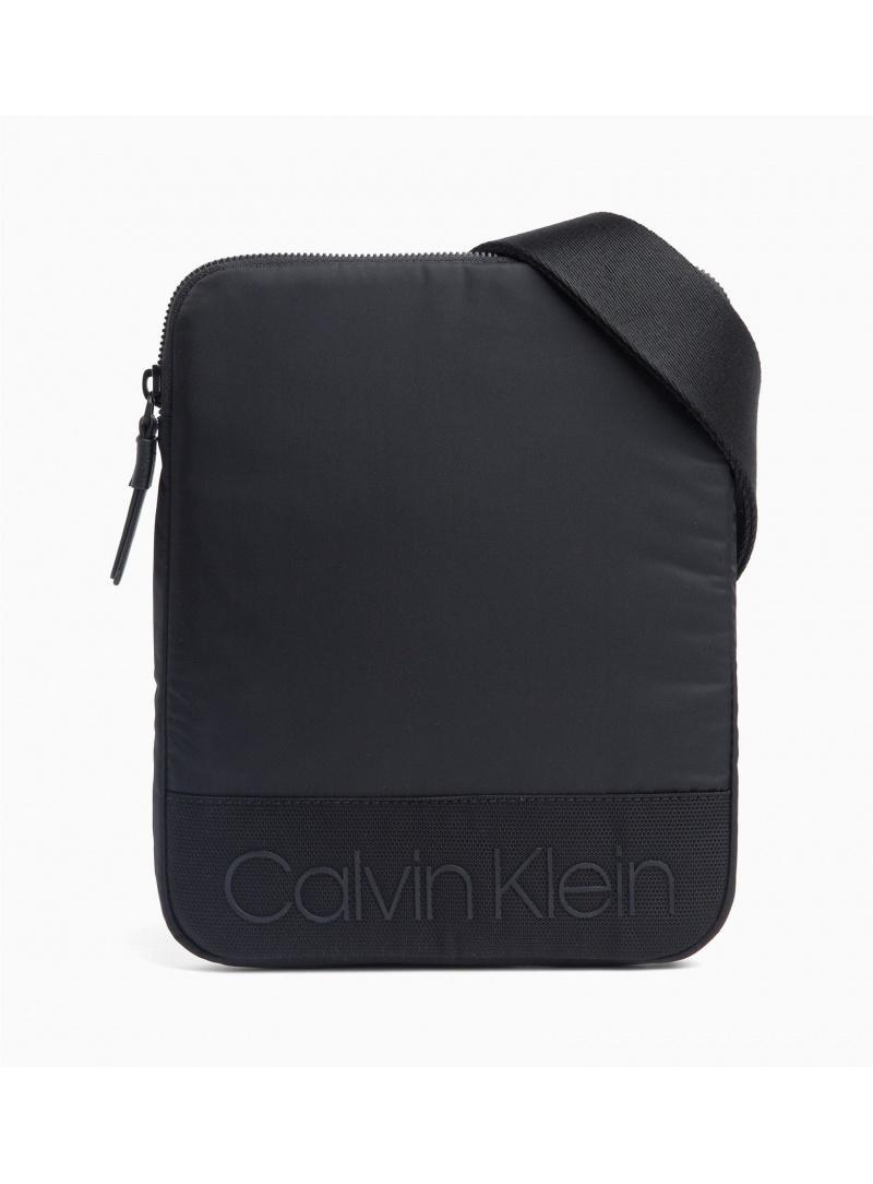 Czarna Listonoszka Męska CALVIN KLEIN Shadow K50K504393 001 -