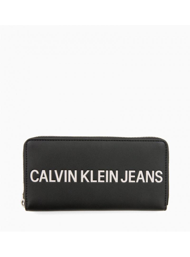 Czarny Portfel CALVIN KLEIN Sculpted Logo Large K60K605266 001