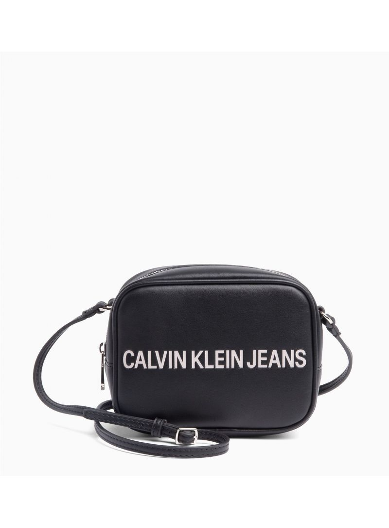 CALVIN KLEIN Sculpted Logo Camera Bag K60K605247 001