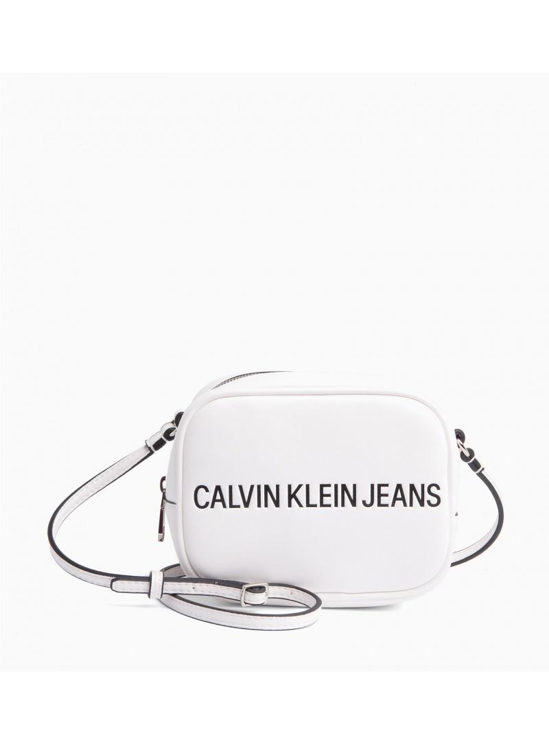 CALVIN KLEIN Sculpted Logo Camera Bag K60K605247 102