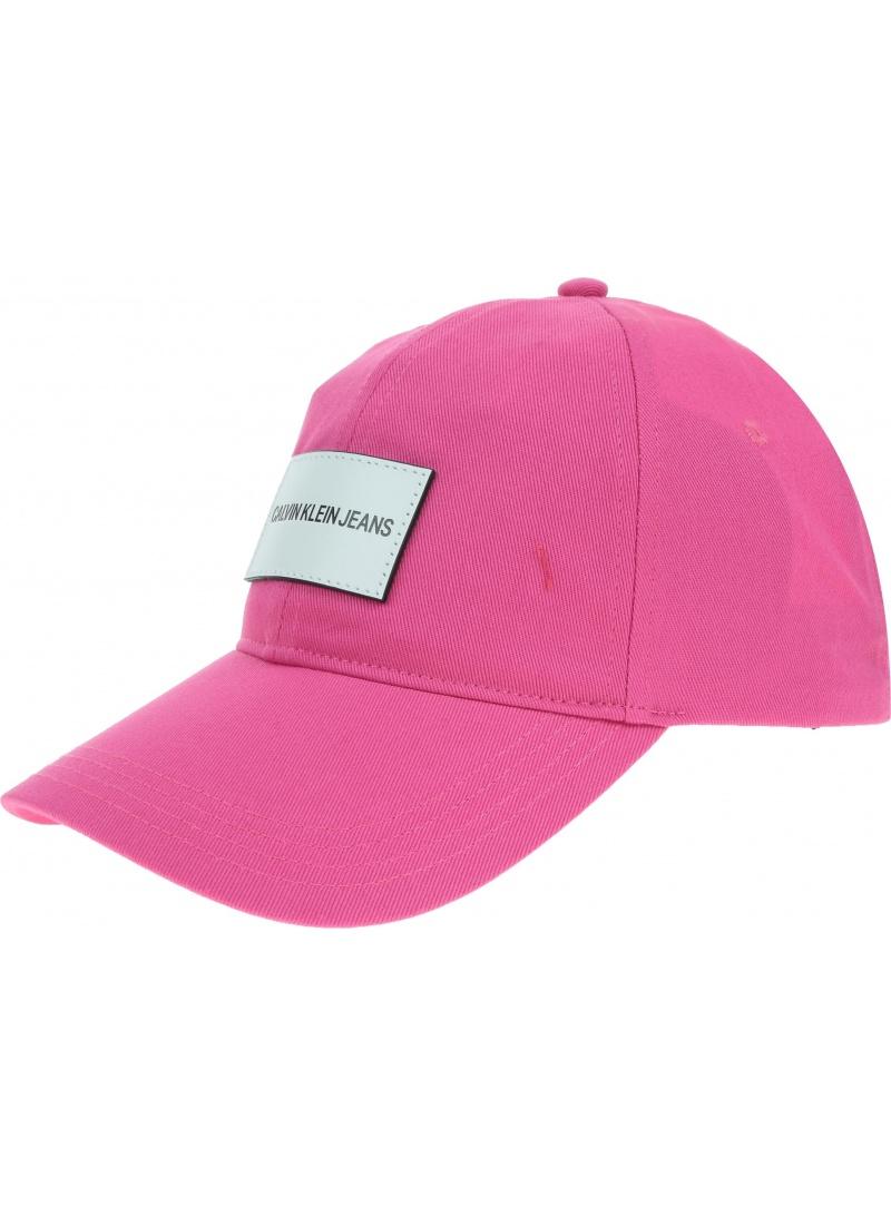 Różowa CZAPKA CALVIN KLEIN Jeans Cap K60K605281 511 - ONA