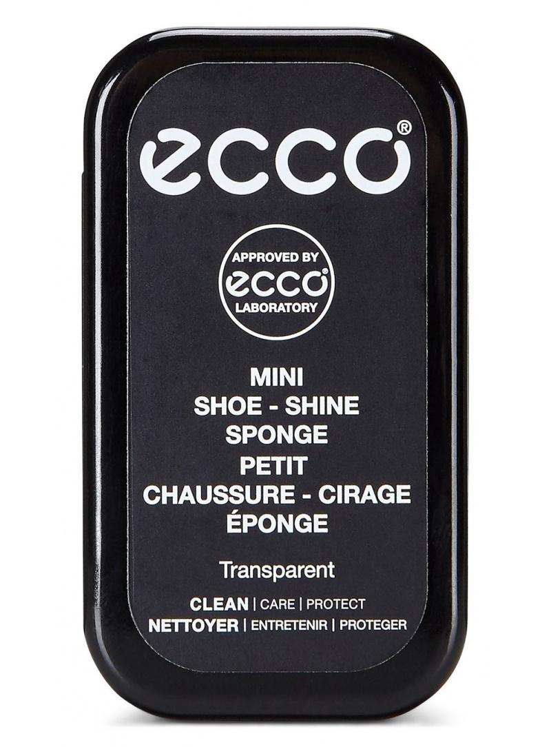 ECCO INSTANT SHOE SHINE SPONGE - mini czyścik do skór - Szczotki i czyściki