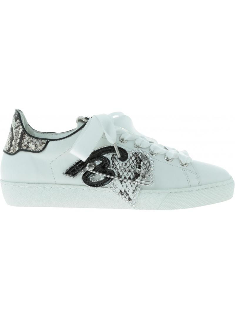 Buty Sportowe Clarks Damskie Tri Soul Trampki W Biały Combi