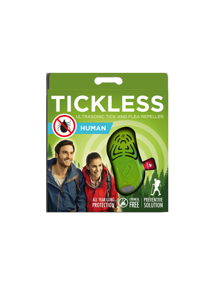 TickLess Human - Green